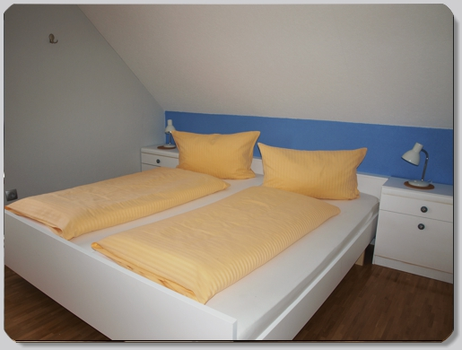 Schlafzimmer Appartement Friesenwall